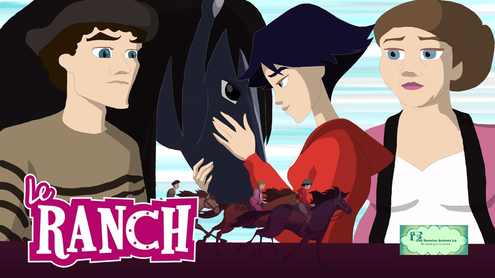 Review n°102 - Le Ranch