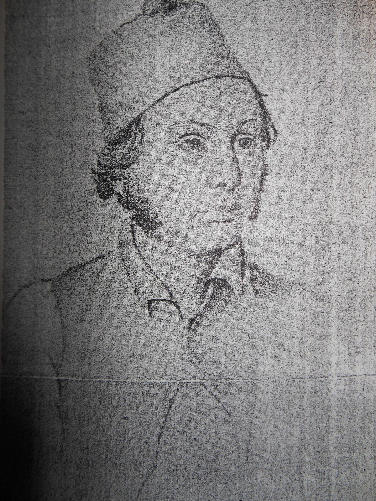 1805  Christian Roßtäuscher (1805 - 1835), deutscher Maler