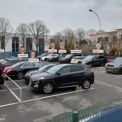 Parking du PSG
