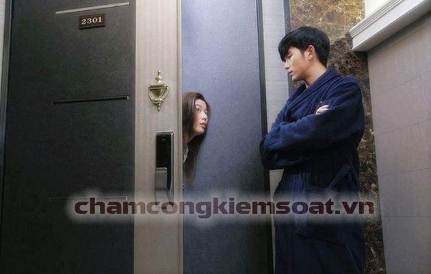 Ổ khoá điện tử Samsung nổi tiếng nhờ phim Hàn Quốc