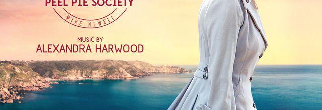Alexandra Harwood sur Le Cercle Littéraire de Guernesey