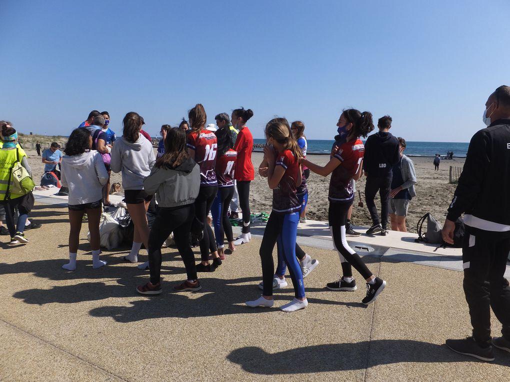 """Les Jeunes du """"Sète Volley Ball Club"""" hyper productifs"""