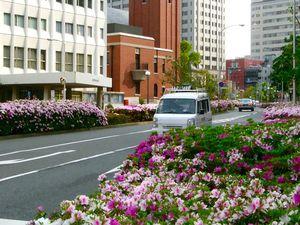 A Kobe, ville et jardin Sôrakuen