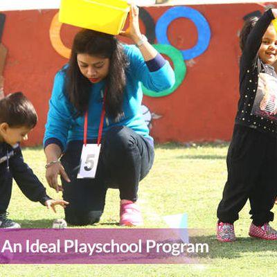 Parameters That Define An Ideal Playschool Program