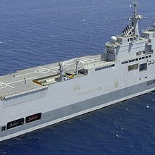 « MISTRAL » PERDANTS POUR LA FRANCE ET POUR L'EUROPE