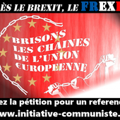 "Du BREXIT au "" FREXIT "" PROGRESSISTE, un mode d'emploi possible. Entretien avec Georges Gastaud - INITIATIVE COMMUNISTE"
