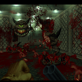 New video featuring 24 minutes of BD64 gameplay news - Brutal Doom 64 mod for Doom II
