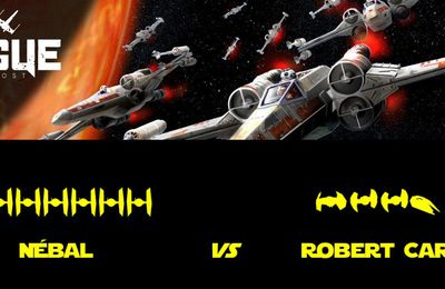 Rogue Outpost Weekly League season 3 round 2: Nébal (First Order) vs Robert Carr (Galactic Empire)