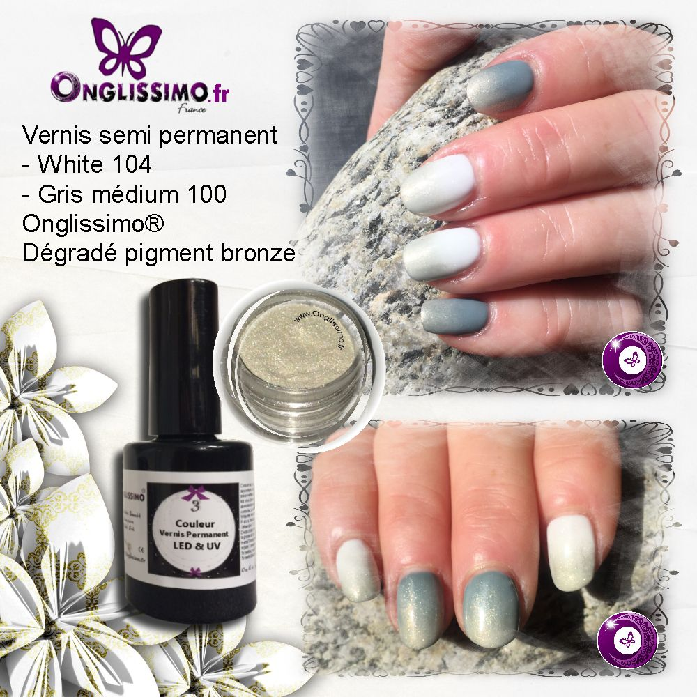 Pigment pour ongles Onglissimo France