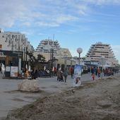 La Grande-Motte : un arrêté interdit désormais les promenades en front de mer