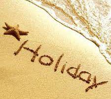 Petite pause vacances !