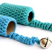 Easy To Crochet Cat Toy