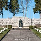 MADONNE ET LAMEREY : le Monument Général Leclerc - Photographies VOSGES en PLAINE