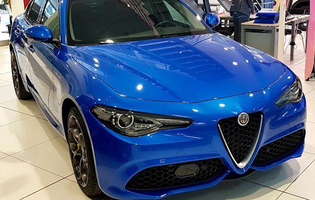 Prueba del ALFA ROMEO GIULIA VELOCE 2.2 DIESEL AT8 210 CV AWD. Una berlina diésel con comportamiento muy deportivo.