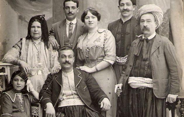 Les 3 exils d'Algérie, une histoire judéo-berbère ; d'après Benjamin Stora.