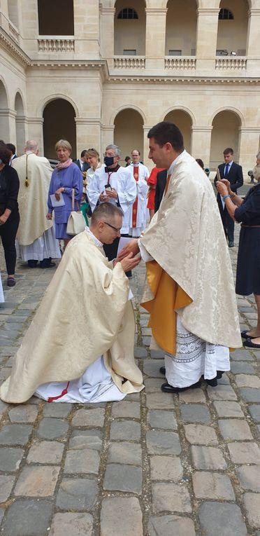 Ordination Romain