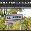 Collecter des photos de panneaux d'entrée de villes et villages