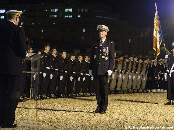 Adieux aux armes du général Abrial : « Quarante ans sous l'uniforme»