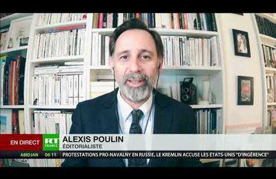 Un troisième confinement qui risque d'être «extrêmement contesté», selon Alexis Poulin