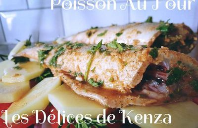 Poisson au four