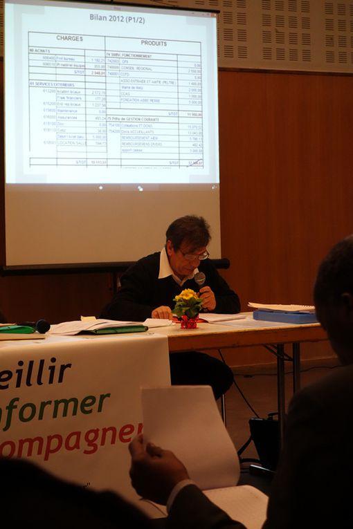 Album - 2013 - Assemblée générale 2013
