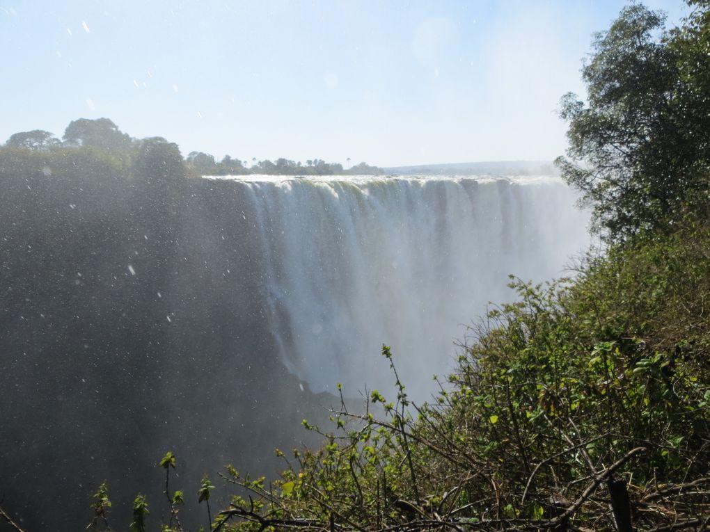 Album - 120--ZIMBABWE -VICTORIA-FALLS