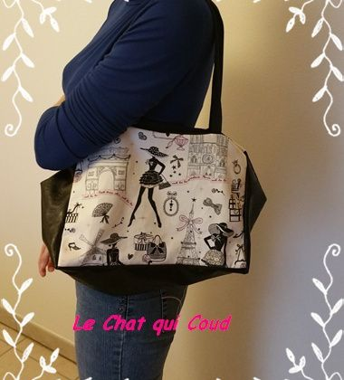 Sac Paris # 2 #