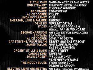 Quelle belle année 1971 - les albums d'AVRIL !