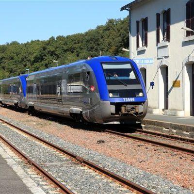 Les automoteurs thermiques de la SNCF : les X 73500