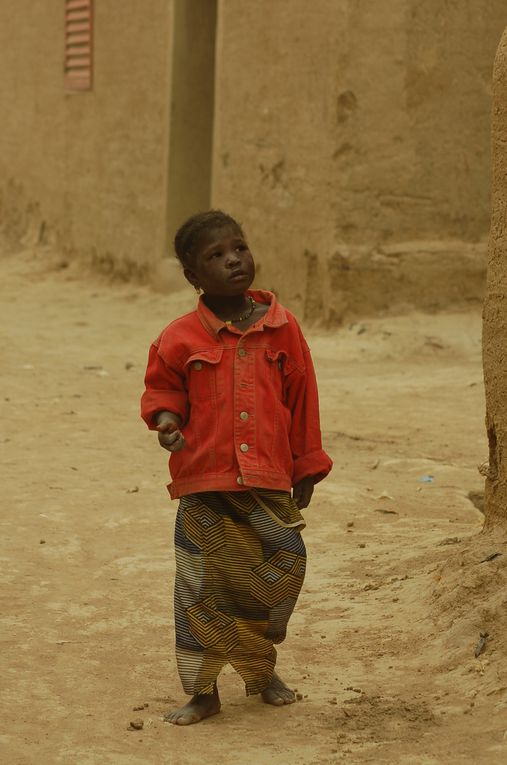 Images de Djenné