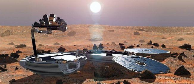 Quand on retrouve la sonde Beagle 2 sur MARS