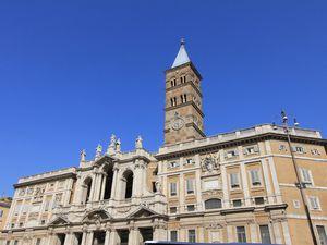 Basilique Sainte Marie Majeure - Rome