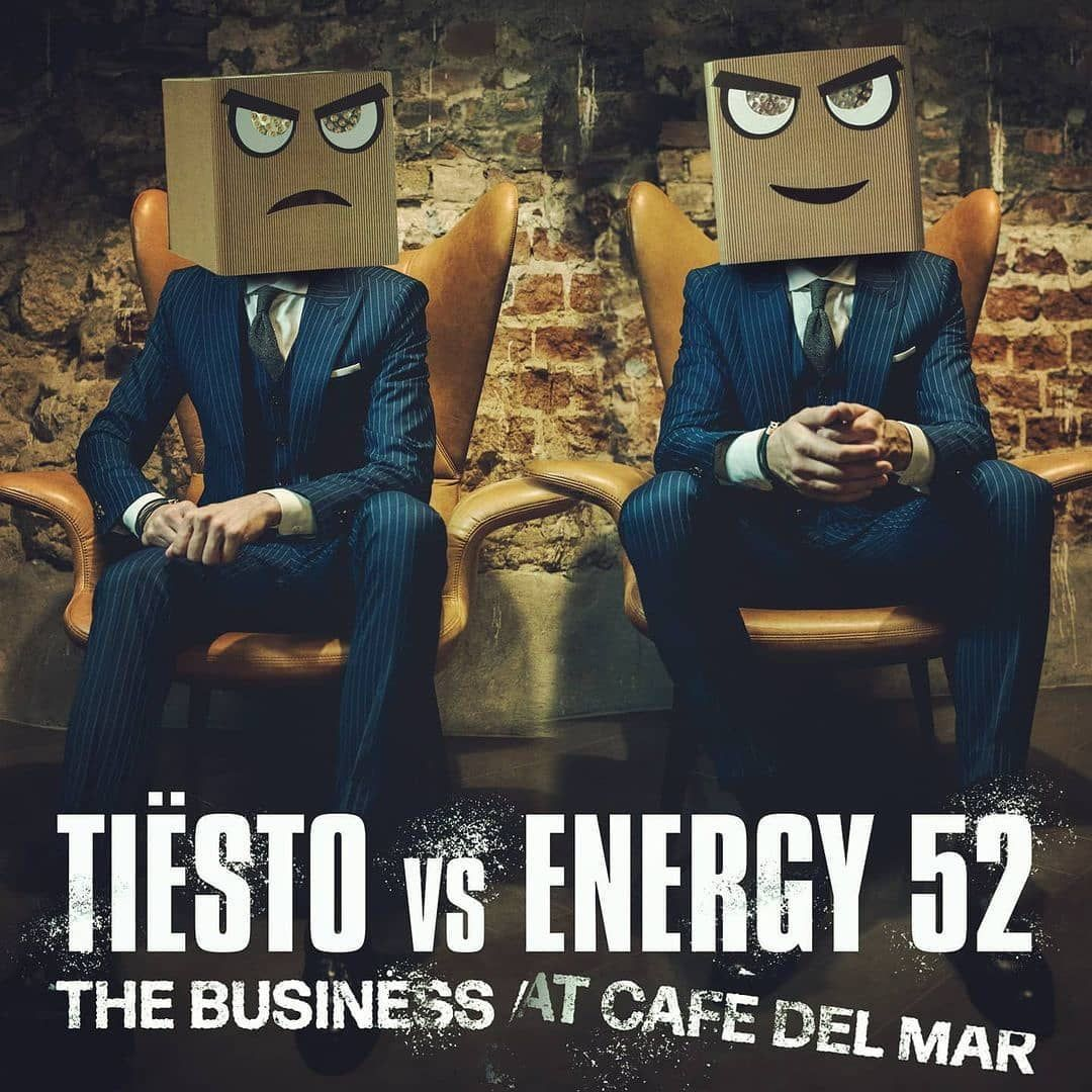 Tiësto Vs Energy 52 - The Business At Cafè Del Mar (Djs From Mars Bootleg)