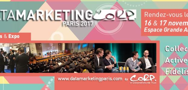 EFEL partenaire du Data Marketing Paris 2017