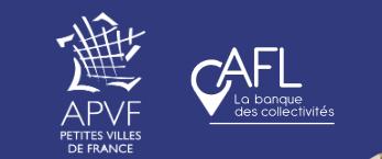 L'AFL et l'APVF : une étude sur le financement de la transition écologique dans les petites villes.