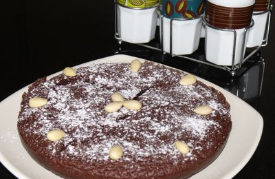 Biscuit moelleux au chocolat (recette Tupperware)