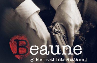 Le Festival du Film Policier de Beaune se tiendra du 30 Mars au 3 Avril 2016