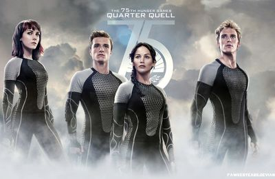 Hunger Games : l'embrasement (2013) de Francis Lawrence