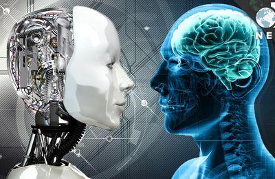 L'Intelligence Artificielle va remplacer l'Homme dans la chaîne de l'évolution d'ici peu