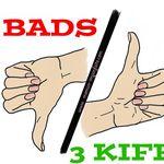 3 BADS/ 3 KIFFS