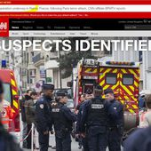 "CNN claims ""SUSPECTS IDENTIFIED"" : Police operation underway in Reims, France, following Paris terror attack - OOKAWA Corp."