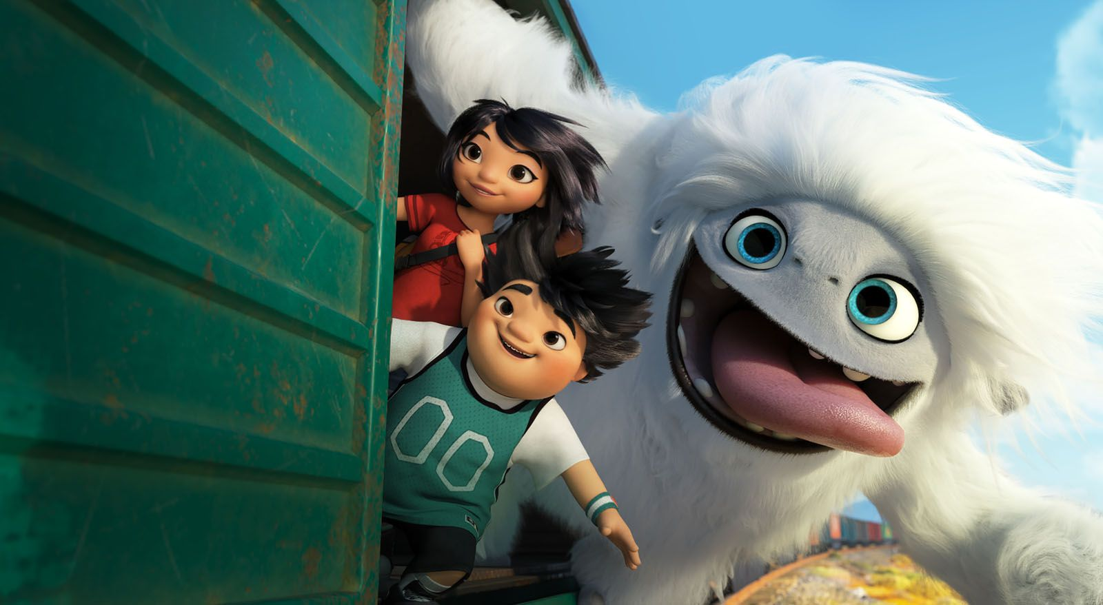 Abominable_Dreamworks