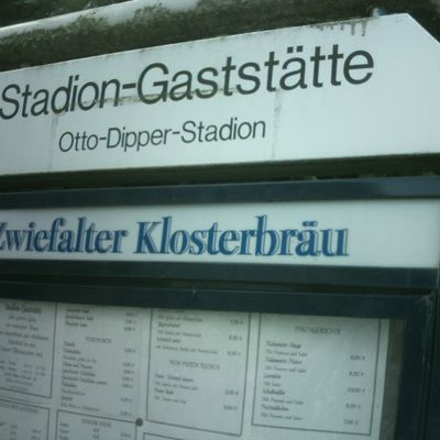 Groundspotting: Otto - Dipper - Stadion