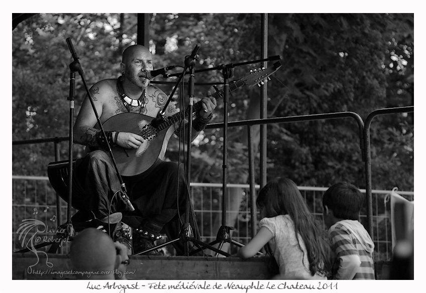 Album - Luc Arbogast