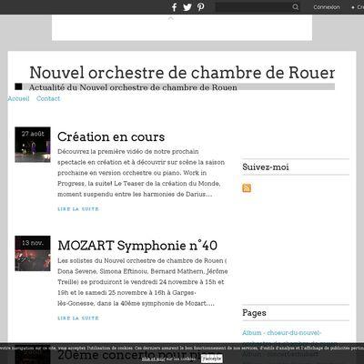 Nouvel orchestre de chambre de Rouen