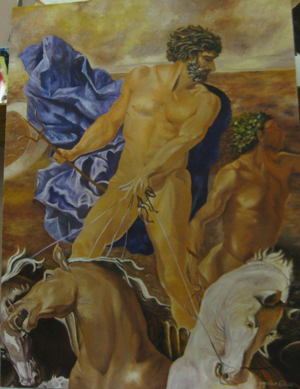 Peintures à l'huile