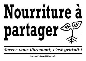 Incroyables Comestibles!