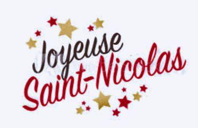 Déodatie : dessine ton Saint Nicolas