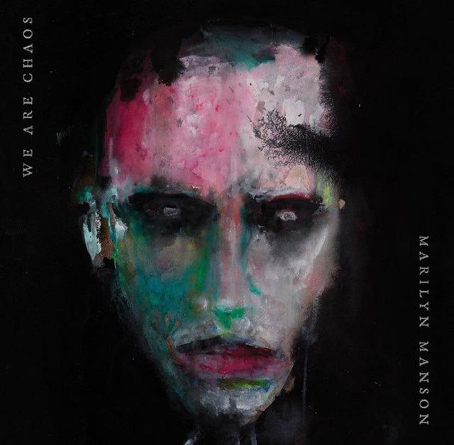 « We Are Chaos » le nouvel album de Marilyn Manson vient de sortir !