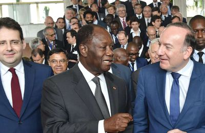 Sans attendre Djerba, le Medef préempte la francophonie économique avec Ouattara, Sall et M6 (AI)